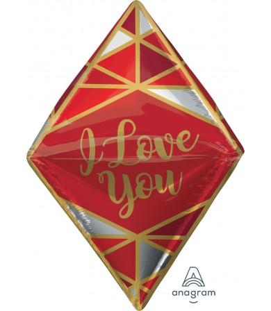 "38852 Love Lines Gem (15"")"