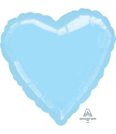 "80046 Metallic Pearl Pastel Blue (18"")"