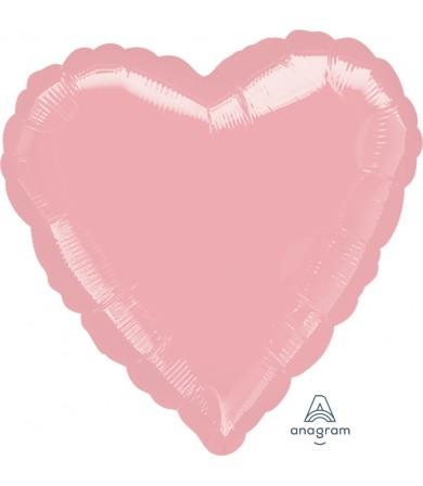 """80043 Metallic Pearl Pastel Pink (18"""")"""