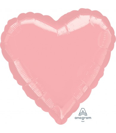 "16468 Pastel Pink Heart (32"")"