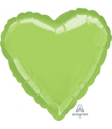 "16412 Lime Heart (32"")"