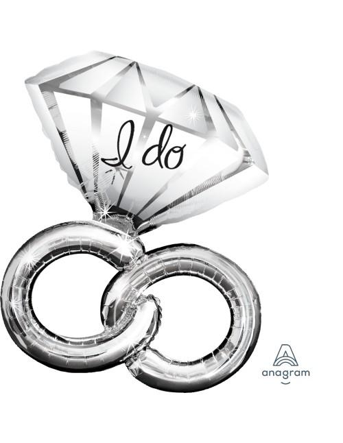 24662 Wedding Rings - SuperShape