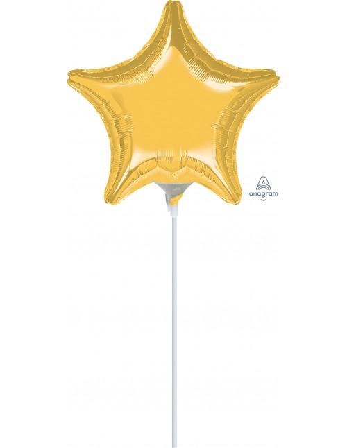 "16148 Gold Star (9"")"