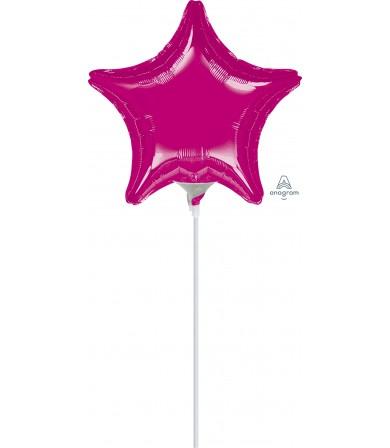 "16210 Fuchsia Star (9"")"