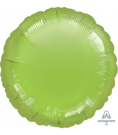 "06150 Metallic Lime Green (18"")"