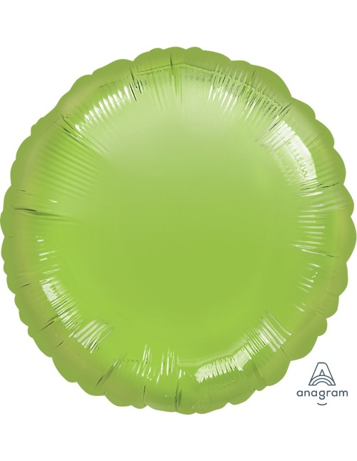 "06150 Metallic Lime Green (18"")"