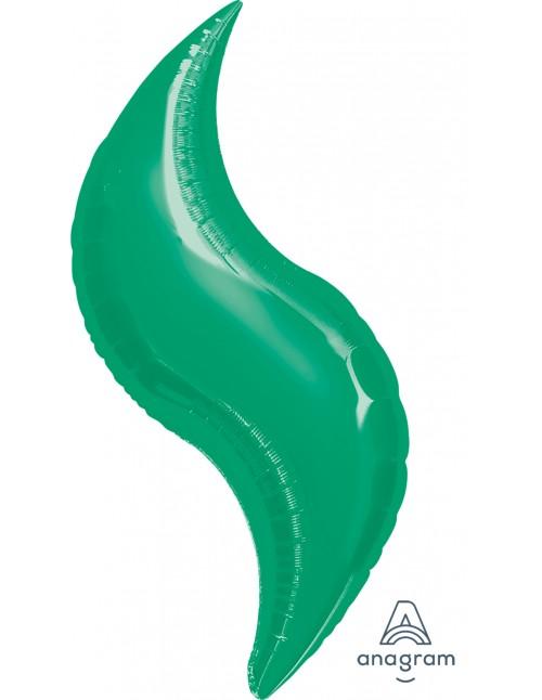 "16697 Green Curve 36"""