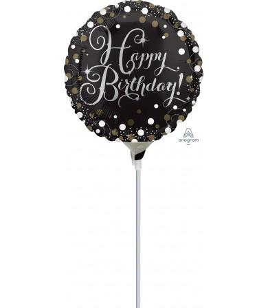 "36563 Sparkling Birthday (9"")"
