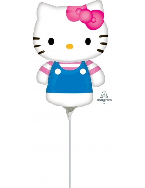 """21844 Hello Kitty® Summer Fun Kitty (14"""")"""