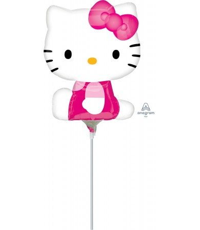 "21755 Hello Kitty® Shape (Side Pose) (14"")"