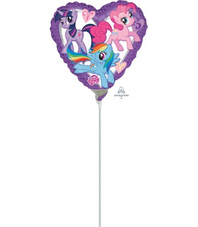 "24798 My Little Pony Heart (9"")"
