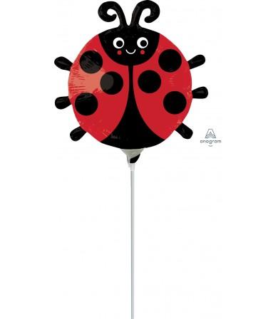 """32455 Happy Ladybug (14"""")"""