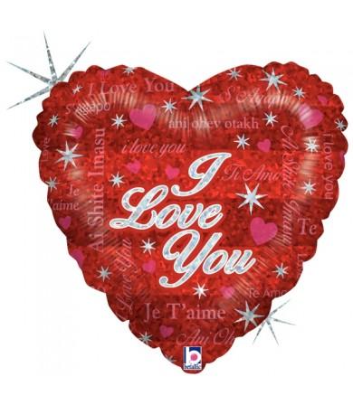 "82114 Sparkling Love (9"")"