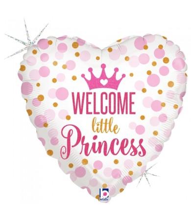 "36713P Glitter Baby Princess (18"")"