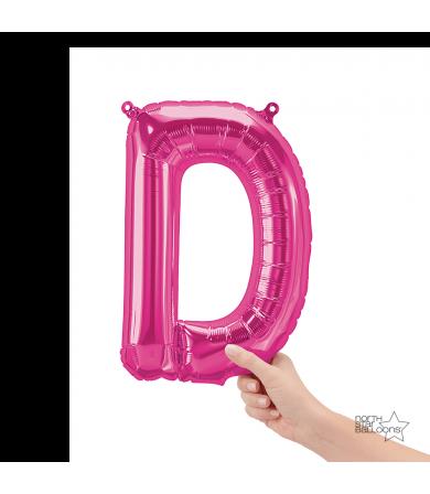 "16"" Letter ""D"""