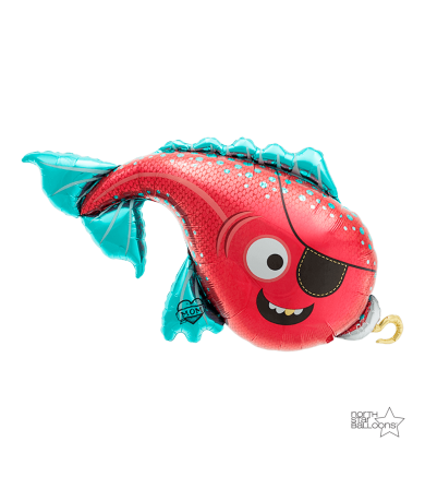 "00637 Pirate Fish (43"")"