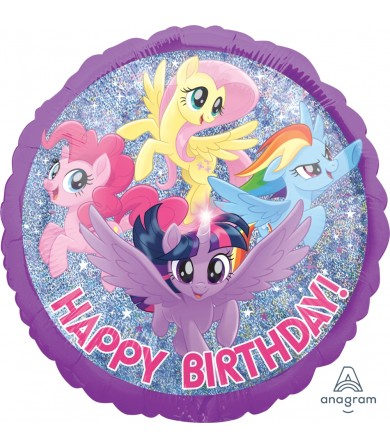 "37335 MLP Friendship Adventure Happy Birthday (18"")"