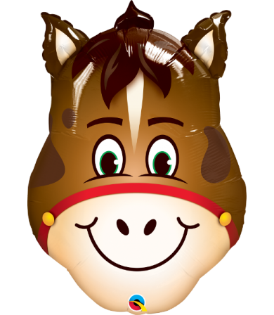 "41375 Hilarious Horse  (32"")"