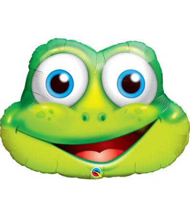 """16704 Funny Frog (32"""")"""