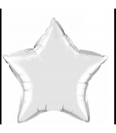 "7705 - Metallic Silver (25"")"