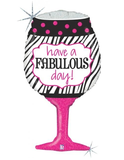 """35273P Fabulous Day Wine (34"""")"""