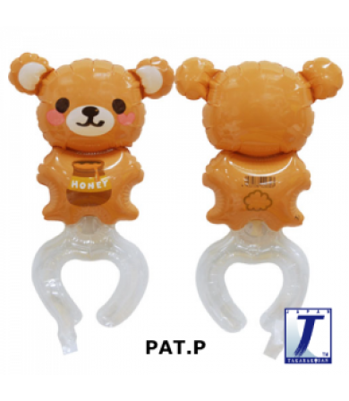 "0003 - WAF Honey Bear (6"")"