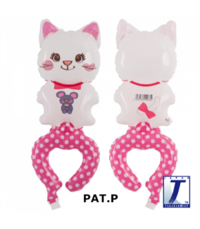 "0006 - WAF Pretty Cat (6"")"