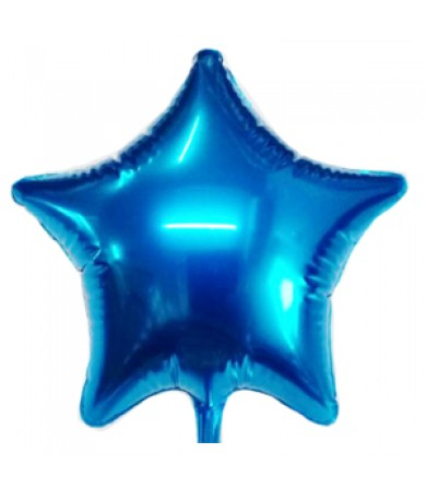 1572 - Star  Blue 83mm