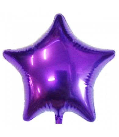 1575 - Star  Dark Purple 83mm