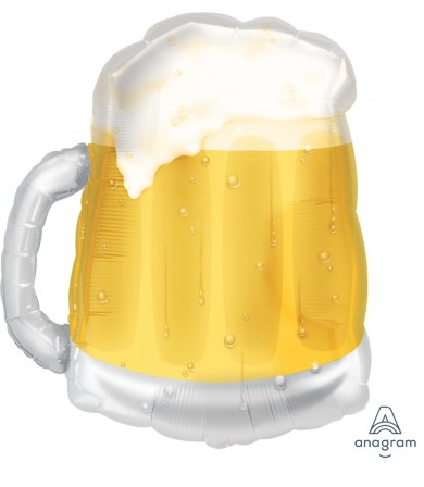 07256 Beer Mug - SuperShape