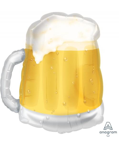 07256 Beer Mug - SuperShape