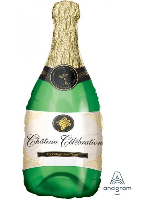 04949 Bubbly Wine - SuperShape