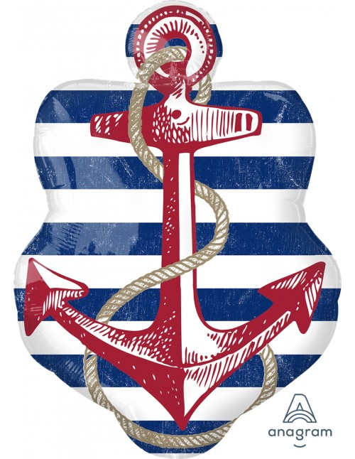 32935 Anchors Aweigh Anchor - SuperShape