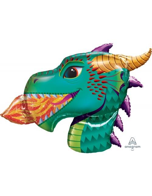 37982 - Dragon - SuperShape