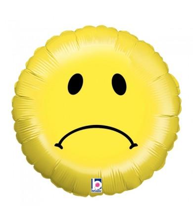"36029P Sad Smiley (18"")"