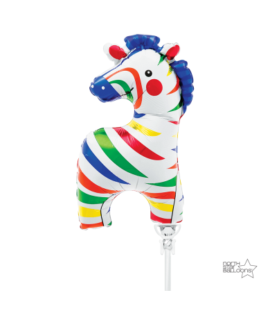 "00606 - Wee Zebra  (14"")"