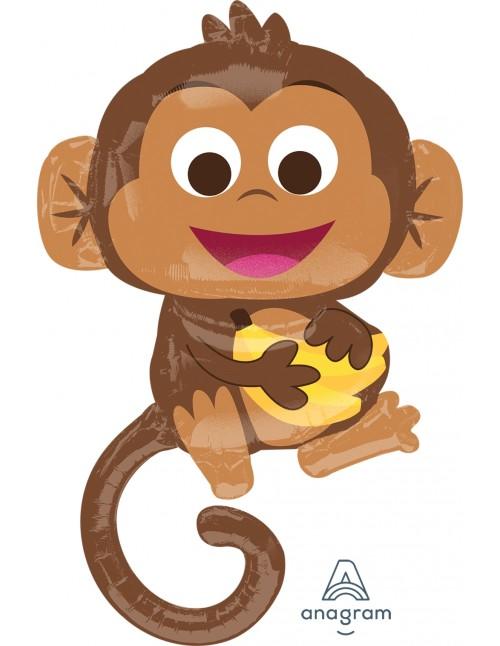 34573 Happy Monkey - SuperShape