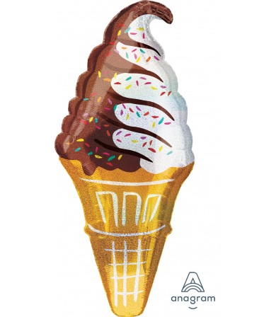 35309 Ice Cream Cone - SuperShape