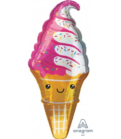 38487 Ice Cream Party - SuperShape