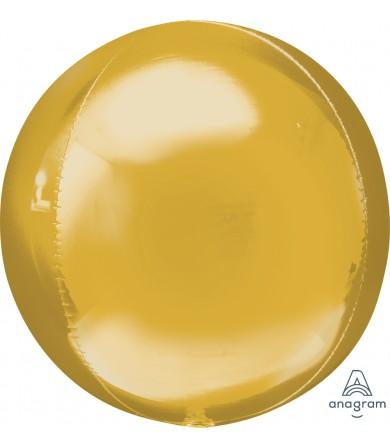 "39473 Orbz™ Jumbo Gold  (21"")"