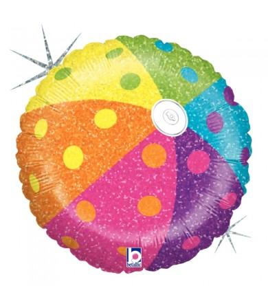 """86579 Tropical Beach Ball (18"""")"""