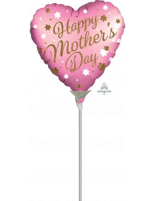 """39230 Satin Infused Mothers Day (9"""")"""