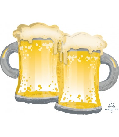 37255 Beer Mug - SuperShape