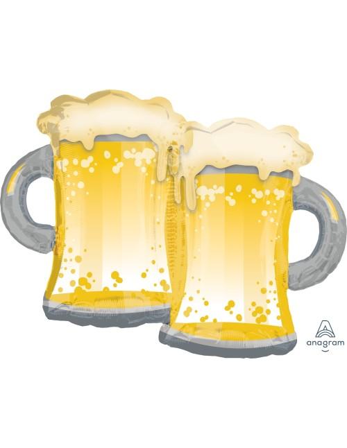 37255 Beer Mug - SuperShape