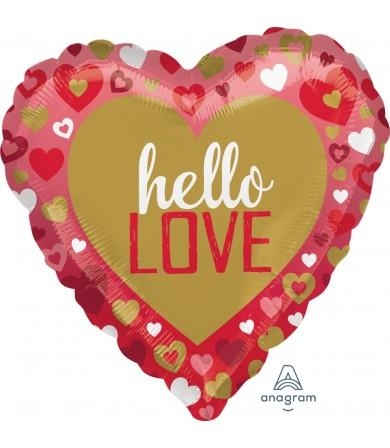 "36446 Hello Love (18"")"