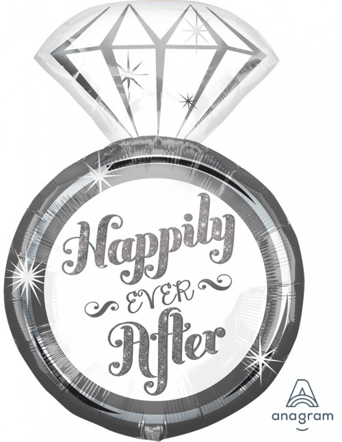 34458 Happily Ever After Ring - SuperShape