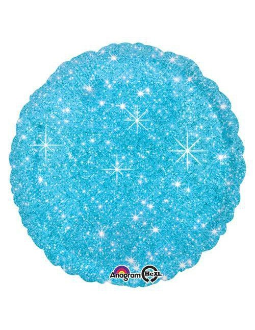 "32651 Faux Sparkle Blue (18"")"