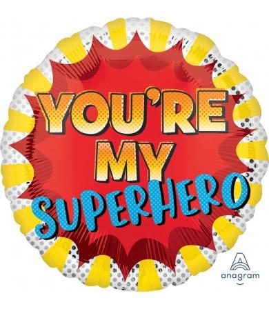 "39455 You're My Superhero (18"")"