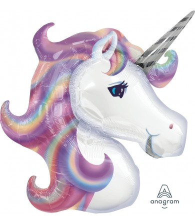 09900 Pastel Unicorn - SuperShape