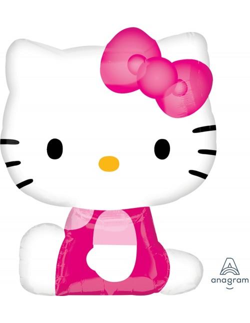 21753 Hello Kitty® Shape (Side Pose) - SuperShape